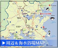 海水浴マップ
